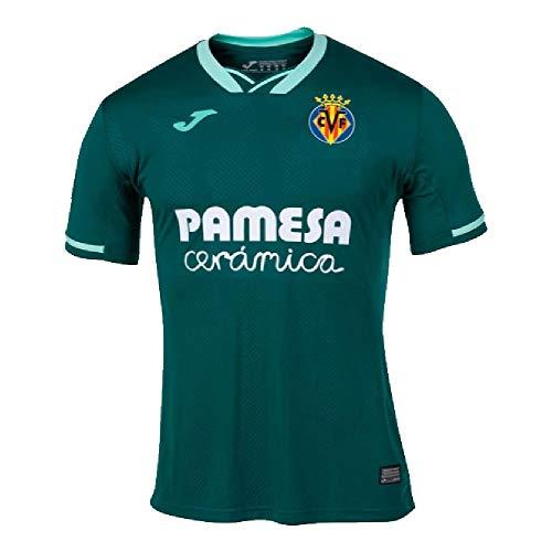 Joma 2019-2020 Villarreal Away Football Soccer T-Shirt