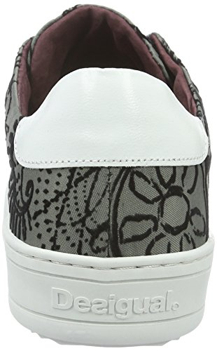 Desigual Damen Gipsy Funky Sneakers Schwarz (Negro 2000)