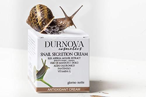 Crema naturale alla bava di lumaca, 50ml durnova cosmetics