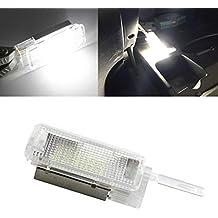VIGORFLYRUN PARTS LTD 1pcs LED Iluminación Led para Maletero para Coche, para P-eugeot