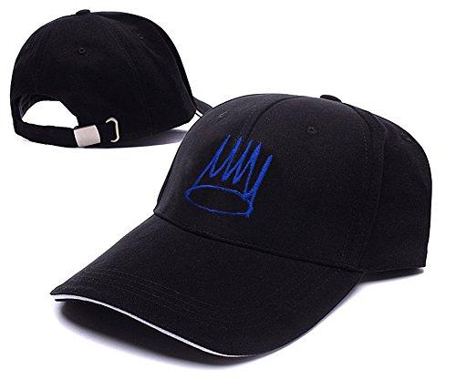 ed23f3b7 HEJIAXIN J. Cole Born Sinner – Logo Ajustable Gorras de Béisbol Unisex  Snapback Bordado Sombreros
