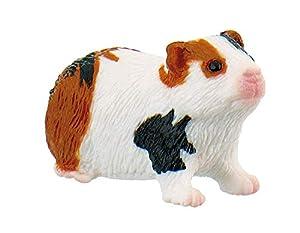 Bullyland 64613 Animal World - Figura de Cerdo de Indias