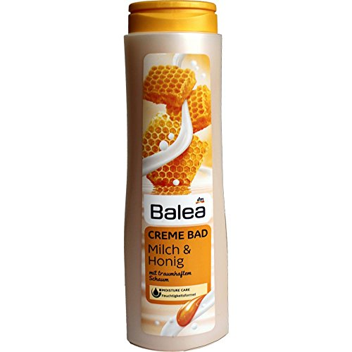 Balea Creme Bad Milch & Honig (750ml Flasche)