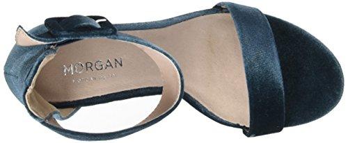 Morgan Ladies Savel Blu Strappy (lavoro Blu)