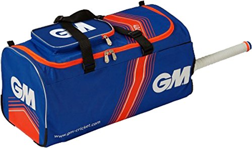 Gunn & Moore New GM Cricket Striker Reisetasche Fledermaus Equipment Kit Bag - Gm Cricket-fledermäuse
