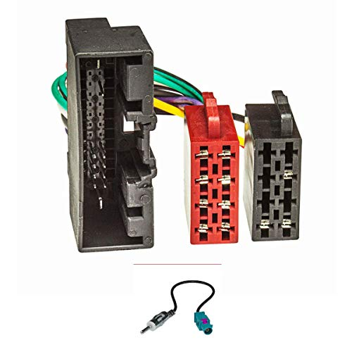 tomzz Audio 7015–006Radio Cable Adaptador (Juego) para Ford a partir de 2010Focus...