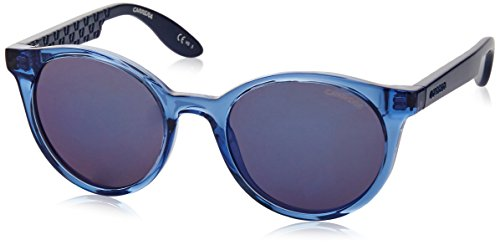 Carrera Junior Unisex-Kinder Carrerino 14 Xt Sonnenbrille, Blau (Trazure Bluette/Blue Sky Grey Speckled), 46