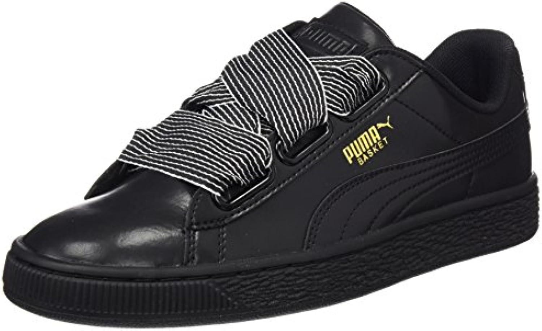 Puma Basket Heart Wn's, Scarpe da Ginnastica Basse Donna | di moda  | Sig/Sig Ra Scarpa