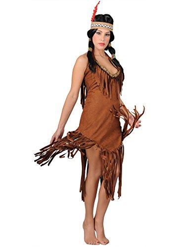 Unbekannt Stamco - Indianerin Kostüm ()