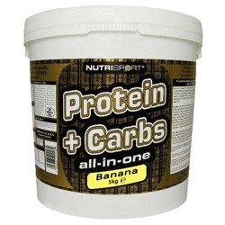 Nutrisport Protein + Carbs - 1.4Kg from Nutrisport