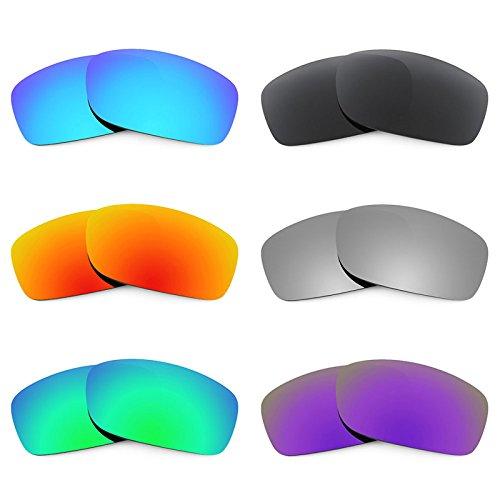 Revant Ersatzlinsen für Oakley Fives 3.0 Polarisiert 6 Paar Kombipack K024