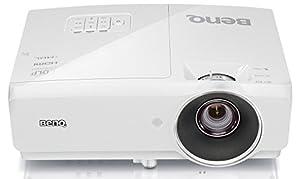 BenQ MH684 Full HD Daten/Video DLP-Projektor (Beamer mit 1920 x 1080 Pixel, Kontrast 13000:1, 3500 ANSI Lumen, HDMI, VGA, USB) weiß