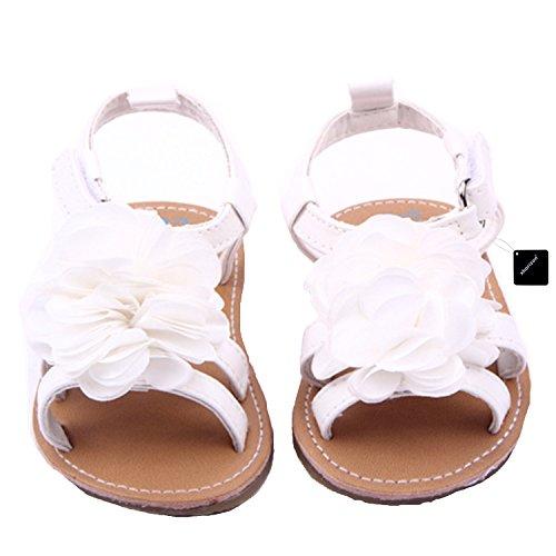 Preisvergleich Produktbild xhorizon TM FM8 Kleinkind Baby Mädchen Kind Blumen Leder Sandale Schuhe