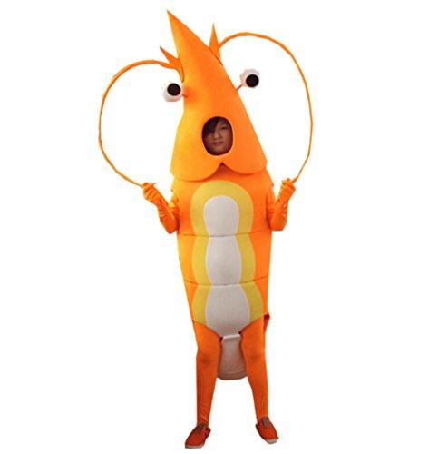 Hummer kostüm Unisex erwachsene größe Lust party - (Kostüm Hummer)
