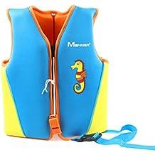 IvyH Chaleco de natación para niños - Chaleco de natación para niños Chaleco de natación Chaleco