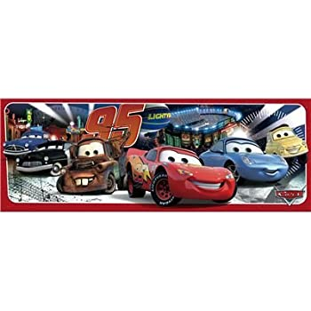 Clementoni - 39036 - Puzzle - 1000 Pièces - High Quality - Panorama - Cars