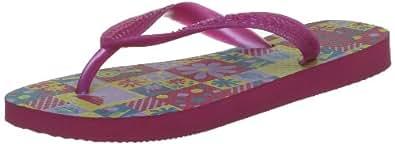 Havaianas Kids Flores Girl Toe Separator Purple Size: 12/13 UK