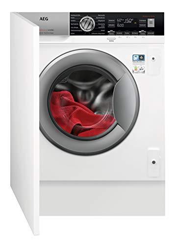 AEG L7WEI7680 Waschtrockner / DualSense - schonende Pflege / 8 kg Waschen / 4 kg Trocknen / Energiesparend / Mengenautomatik / Nachlegefunktion / ProSteam - Auffrischfunktion / Kindersicherung