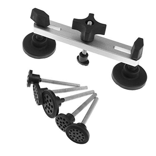 Preisvergleich Produktbild PDR Werkzeug Satz Zieh-Brücke Ausbeulen Reparatur Set Dellen Beulen Entferner