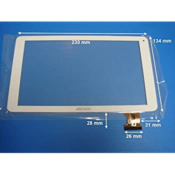 """Vitre tactile 9"""" pour tablette ARCHOS 90B neon (17283)"""