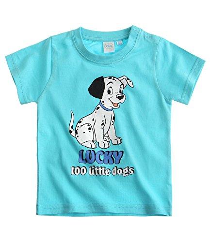 Disney 101 Dalmatiner Babies T-Shirt - blau - 6M