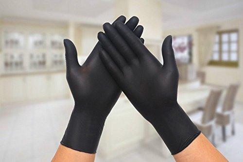 kalaixing-50-pz-guanti-usa-e-getta-spessore-01-015-mm-resistente-agli-strappi-latex-free-nitrile-sen