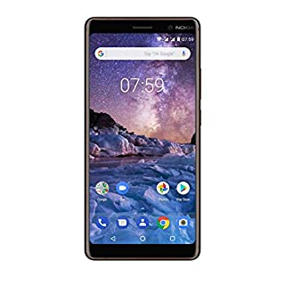 Nokia 7 Plus Handy, schwarz/kupfer (B07B68N35M) | Amazon price tracker / tracking, Amazon price history charts, Amazon price watches, Amazon price drop alerts