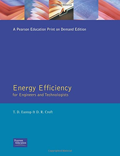 Energy Efficiency: For Engineers and Technologists