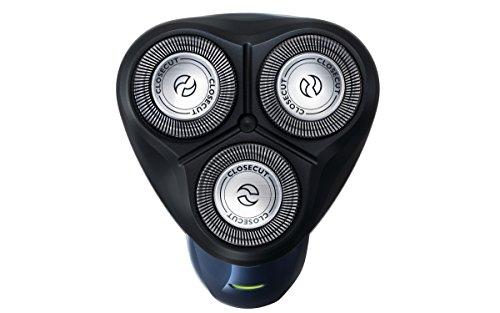Philips AquaTouch AT620/14 Máquina de afeitar de rotación Recortadora Negro  Azul   Afeitadora (Máquina de afeitar de rotación  2 año(s)  Negro  Azul  AC / batería  Níquel metal hidruro (NiMH)  10 h)