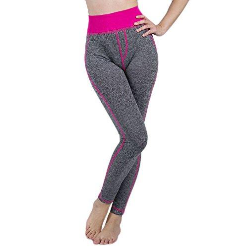 TianWlio Leggings Damen Yoga Hosen Futurepast Yoga Leggings Hose Yoga Pants Elastische Dünne Hosen Yoga Sport Overalls Sportanzug siamesische Hose Fitness Sport Leggings Fitness Leggings