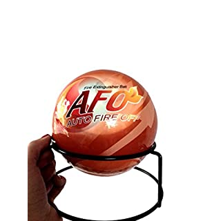 Auto Fire Off Fire Extinguisher Ball. Multi Purpose Ball Fire Extinguisher Self-activation. Ideal for high risk areas and secluded places. Can also be used as fire stopper by throwing in fire. CE, SGS and SNAS marked
