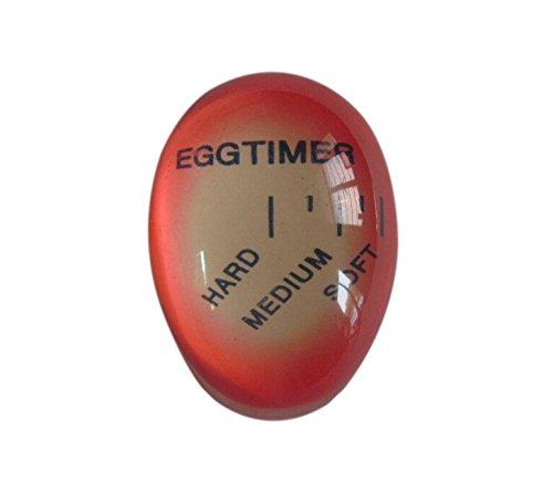 QHGStore cambia colore Egg Timer perfetto uova sode grazie alla temperatura Kitchen Helper