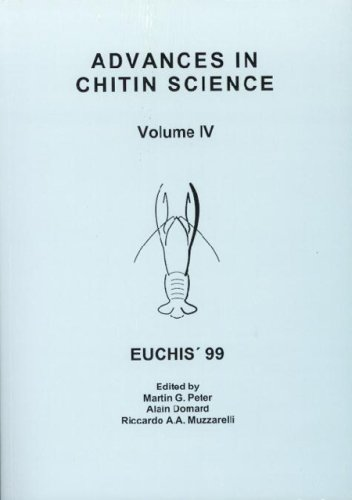Euchis '99. The European Chitin Society. Proceedings of the 3rd International Conference of the European Chitin Society. Potsdam, Germany, Aug. 31-Sept. 3, 1999. (=Advances in Chitin Science Vol. 4).