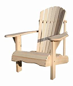adirondack chair von botillabo direkt aus kanada aus kanadischer kiefer mit extra. Black Bedroom Furniture Sets. Home Design Ideas