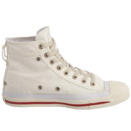 "Diesel  ""MAGNETE"" EXPOSURE - sneaker m, Baskets hautes hommes Bright White"