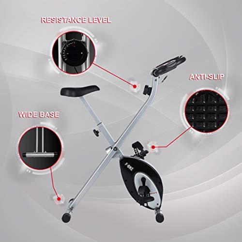 Ultrasport Heimtrainer F-Bike Heavy - 6