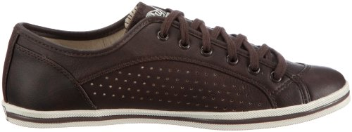 Buffalo 507-9987 TUMBLE 126237, Baskets mode femme Marron-TR-A-4-337