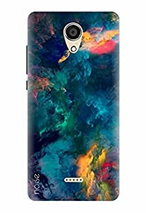 Noise Designer Printed Case / Cover for Micromax Canvas unite 4 Q427 / Patterns & Ethnic / Colors Of Light And Shadow Design