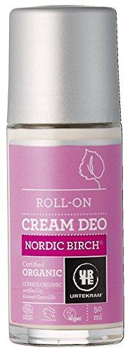Urtekram Desodorante en crema de Abedul Nórdico