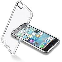 Cellular Line Invisible PLIPH647 - Carcasa de silicona para iPhone 6, transparente