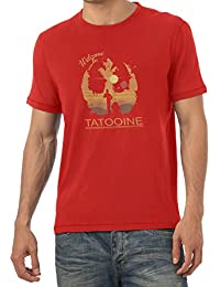 TEXLAB - Welcome to Tatooine - Herren T-Shirt