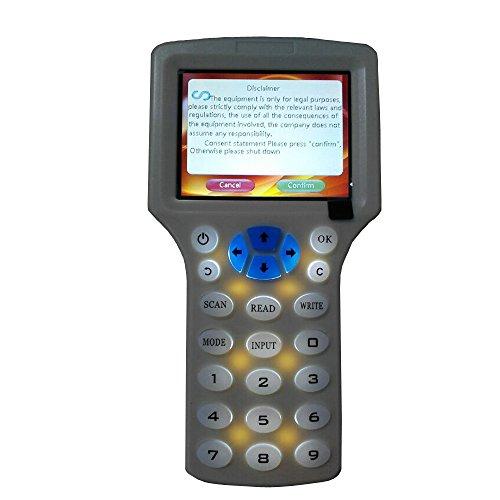 Bemodst® 9 Frequenz Kopieren Verschlüsselt Programmierer Leser NFC Smart Card RFID Kopierer Verfasser ID / IC Reader Writer Duplikator