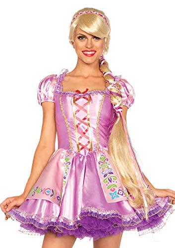 Rapunzel Halloween - Leg Avenue A2674 - Rapunzel Perücke