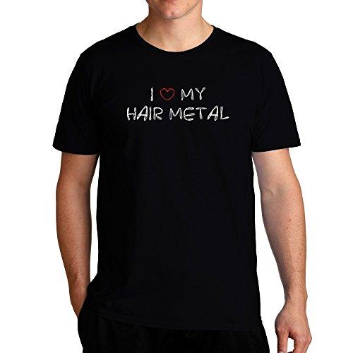 Eddany Love My Hair Metal T-Shirt