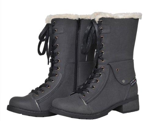 HKM, Scarpe da escursionismo donna nero Misura scarpa 37 - nero