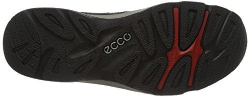 ECCO - Light Iv Men's, Scarpe sportive outdoor Uomo Nero(Black/Mole-Black 51527)