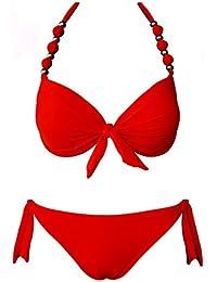 Maillot de bain femme Bikini 2 pièces push up