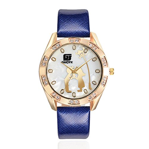 sunnywill-frauen-leder-band-uhren-glas-zifferblatt-fenster-analog-quarz-diamant-armbanduhr-blau