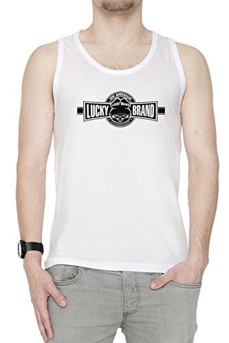 lucky-brand-blanco-algodon-hombre-de-tirantes-camiseta-cuello-redondo-mangas-white-mens-tank-t-shirt