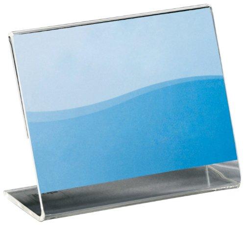 Preisvergleich Produktbild Sigel PA103 Preisaufsteller A8 quer, 10 Stück, Acryl 2 mm - weitere Größen
